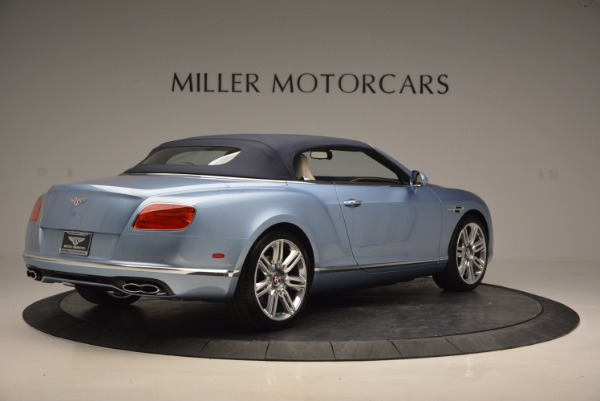 New 2017 Bentley Continental GT V8 for sale Sold at Bugatti of Greenwich in Greenwich CT 06830 21