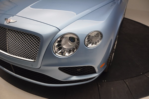 New 2017 Bentley Continental GT V8 for sale Sold at Bugatti of Greenwich in Greenwich CT 06830 27