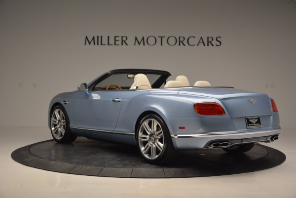 New 2017 Bentley Continental GT V8 for sale Sold at Bugatti of Greenwich in Greenwich CT 06830 5