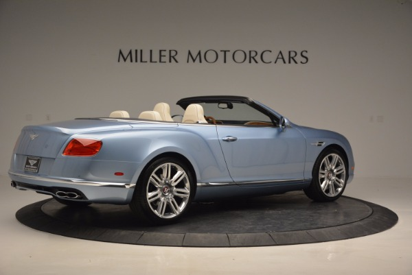 New 2017 Bentley Continental GT V8 for sale Sold at Bugatti of Greenwich in Greenwich CT 06830 8