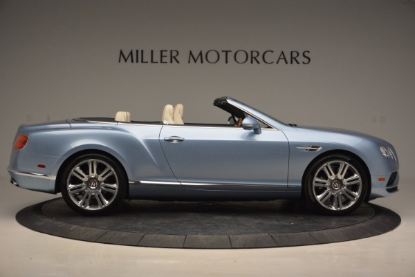 New 2017 Bentley Continental GT V8 for sale Sold at Bugatti of Greenwich in Greenwich CT 06830 9