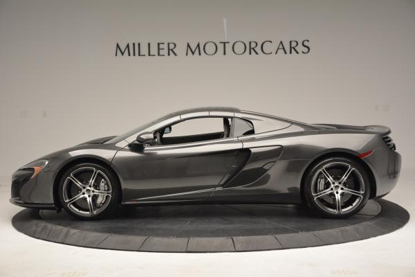 Used 2016 McLaren 650S SPIDER Convertible for sale Sold at Bugatti of Greenwich in Greenwich CT 06830 15
