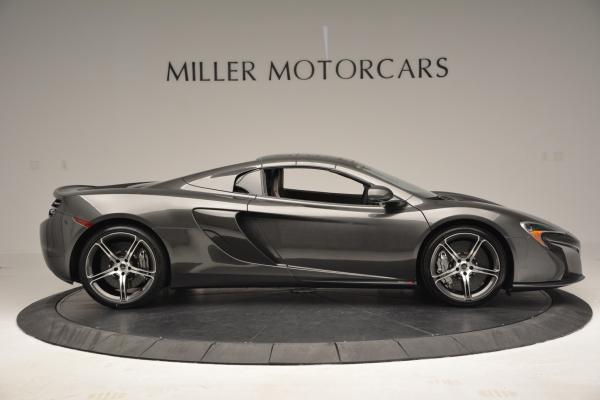 Used 2016 McLaren 650S SPIDER Convertible for sale Sold at Bugatti of Greenwich in Greenwich CT 06830 19