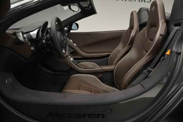 Used 2016 McLaren 650S SPIDER Convertible for sale Sold at Bugatti of Greenwich in Greenwich CT 06830 22