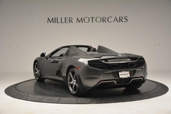 Used 2016 McLaren 650S SPIDER Convertible for sale Sold at Bugatti of Greenwich in Greenwich CT 06830 4