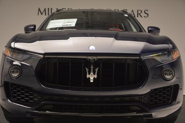 New 2017 Maserati Levante S Q4 for sale Sold at Bugatti of Greenwich in Greenwich CT 06830 13