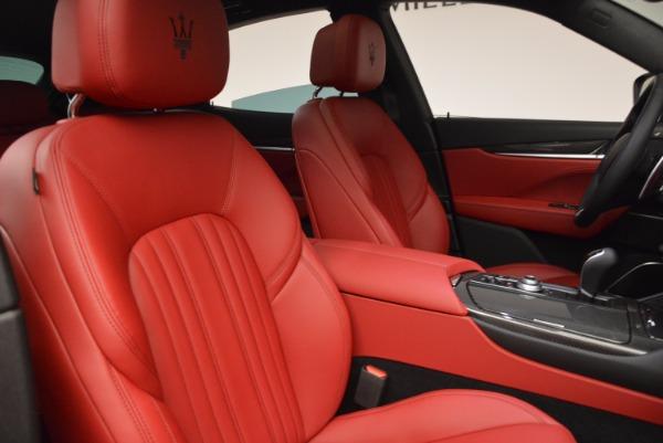 New 2017 Maserati Levante S Q4 for sale Sold at Bugatti of Greenwich in Greenwich CT 06830 25