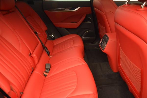 New 2017 Maserati Levante S Q4 for sale Sold at Bugatti of Greenwich in Greenwich CT 06830 27