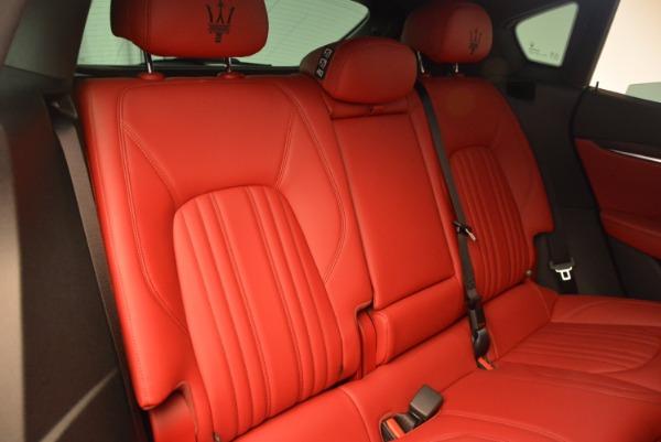 New 2017 Maserati Levante S Q4 for sale Sold at Bugatti of Greenwich in Greenwich CT 06830 28