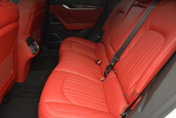 New 2017 Maserati Levante for sale Sold at Bugatti of Greenwich in Greenwich CT 06830 18
