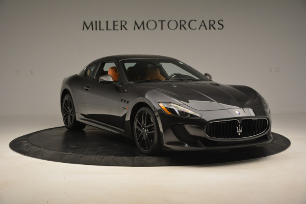 Used 2013 Maserati GranTurismo MC for sale Sold at Bugatti of Greenwich in Greenwich CT 06830 11