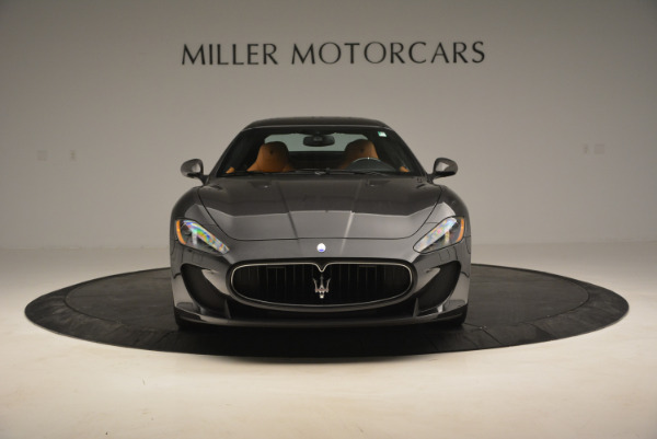 Used 2013 Maserati GranTurismo MC for sale Sold at Bugatti of Greenwich in Greenwich CT 06830 12