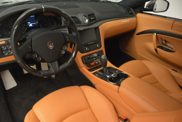 Used 2013 Maserati GranTurismo MC for sale Sold at Bugatti of Greenwich in Greenwich CT 06830 15