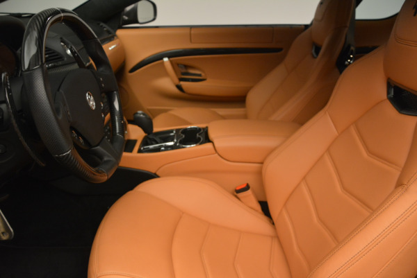 Used 2013 Maserati GranTurismo MC for sale Sold at Bugatti of Greenwich in Greenwich CT 06830 16