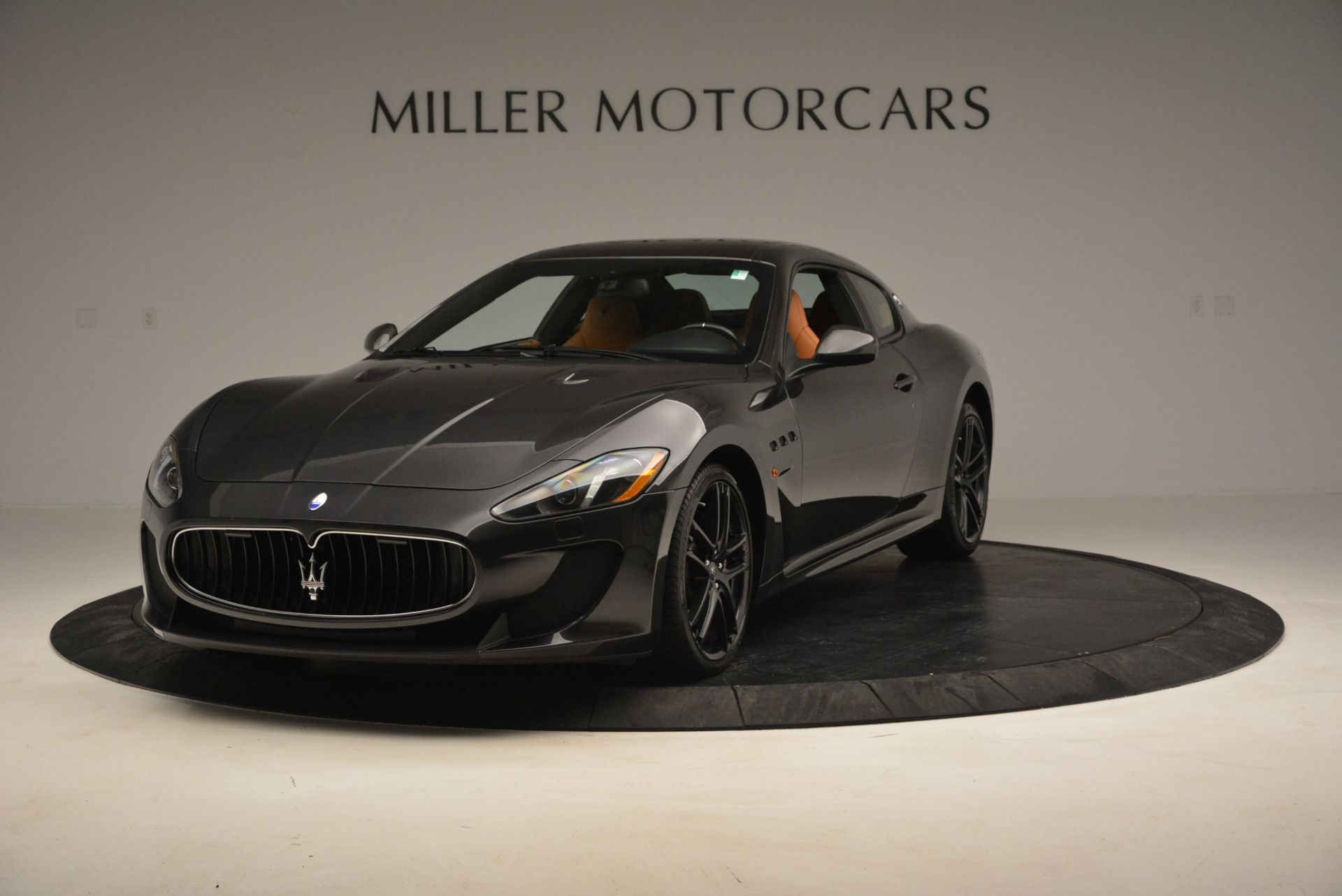 Used 2013 Maserati GranTurismo MC for sale Sold at Bugatti of Greenwich in Greenwich CT 06830 1