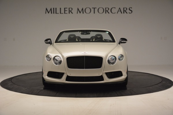 Used 2014 Bentley Continental GT V8 S for sale Sold at Bugatti of Greenwich in Greenwich CT 06830 12