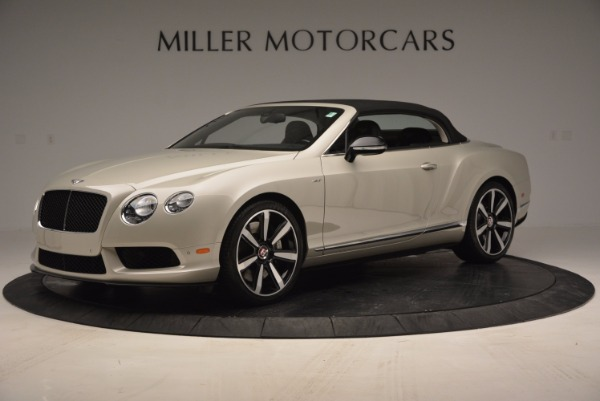 Used 2014 Bentley Continental GT V8 S for sale Sold at Bugatti of Greenwich in Greenwich CT 06830 15