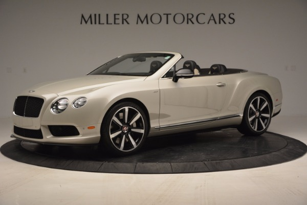 Used 2014 Bentley Continental GT V8 S for sale Sold at Bugatti of Greenwich in Greenwich CT 06830 2