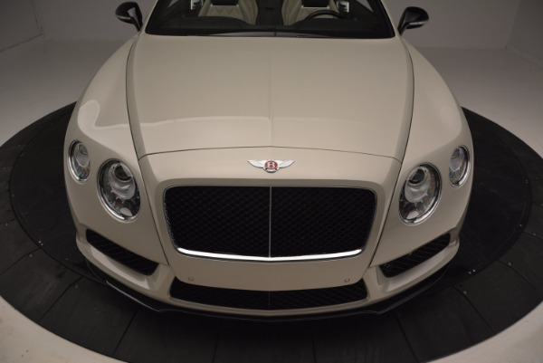 Used 2014 Bentley Continental GT V8 S for sale Sold at Bugatti of Greenwich in Greenwich CT 06830 25