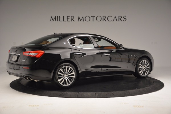 Used 2017 Maserati Ghibli S Q4 EX-Loaner for sale Sold at Bugatti of Greenwich in Greenwich CT 06830 8