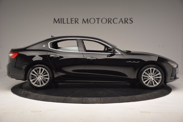 Used 2017 Maserati Ghibli S Q4 EX-Loaner for sale Sold at Bugatti of Greenwich in Greenwich CT 06830 9