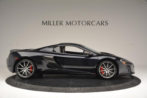 New 2016 McLaren 650S Spider for sale Sold at Bugatti of Greenwich in Greenwich CT 06830 20
