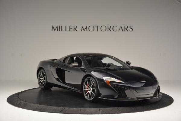 New 2016 McLaren 650S Spider for sale Sold at Bugatti of Greenwich in Greenwich CT 06830 21