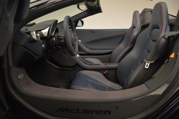 New 2016 McLaren 650S Spider for sale Sold at Bugatti of Greenwich in Greenwich CT 06830 23