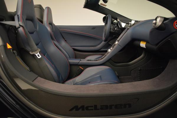 New 2016 McLaren 650S Spider for sale Sold at Bugatti of Greenwich in Greenwich CT 06830 27