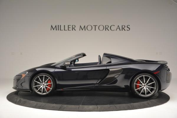 New 2016 McLaren 650S Spider for sale Sold at Bugatti of Greenwich in Greenwich CT 06830 3