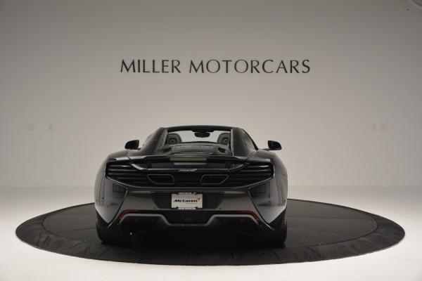 New 2016 McLaren 650S Spider for sale Sold at Bugatti of Greenwich in Greenwich CT 06830 6