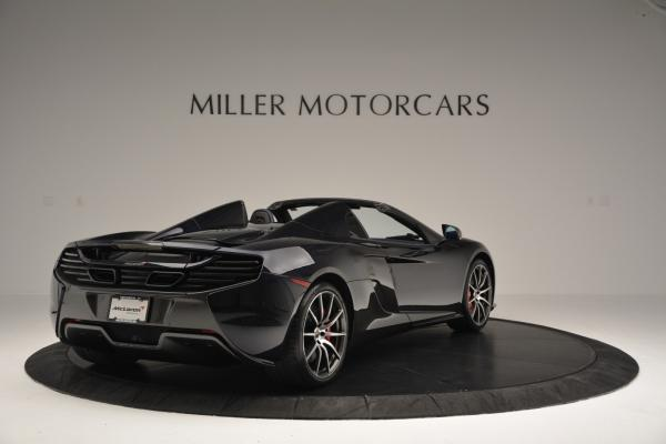 New 2016 McLaren 650S Spider for sale Sold at Bugatti of Greenwich in Greenwich CT 06830 7