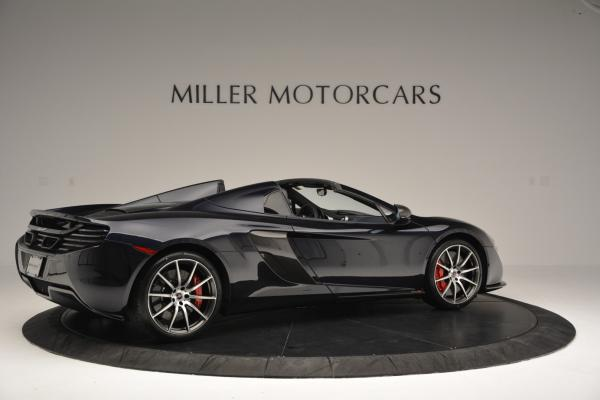 New 2016 McLaren 650S Spider for sale Sold at Bugatti of Greenwich in Greenwich CT 06830 8