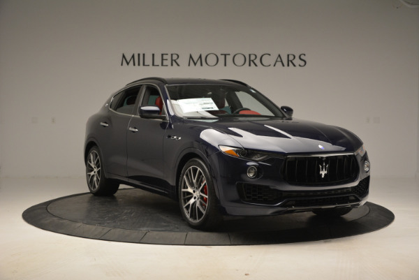 New 2017 Maserati Levante S for sale Sold at Bugatti of Greenwich in Greenwich CT 06830 11