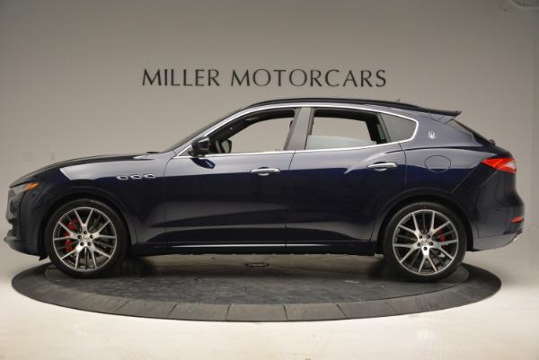 New 2017 Maserati Levante S for sale Sold at Bugatti of Greenwich in Greenwich CT 06830 3