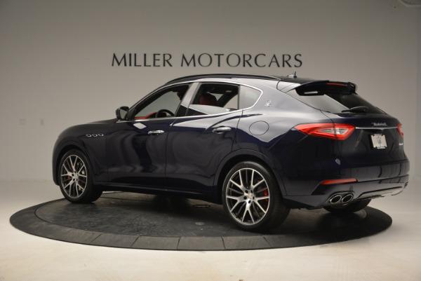 New 2017 Maserati Levante S for sale Sold at Bugatti of Greenwich in Greenwich CT 06830 4