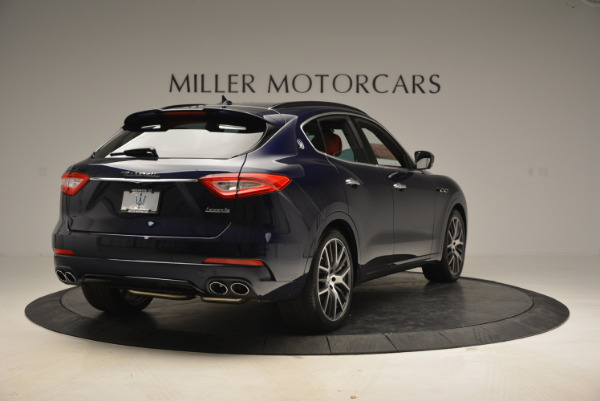 New 2017 Maserati Levante S for sale Sold at Bugatti of Greenwich in Greenwich CT 06830 7