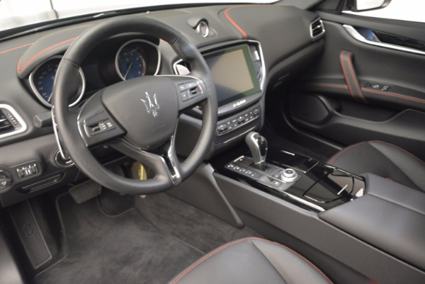 Used 2017 Maserati Ghibli S Q4 Ex-Loaner for sale Sold at Bugatti of Greenwich in Greenwich CT 06830 13