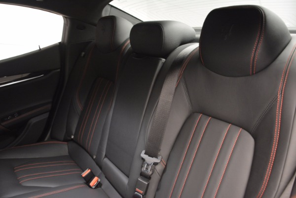 Used 2017 Maserati Ghibli S Q4 Ex-Loaner for sale Sold at Bugatti of Greenwich in Greenwich CT 06830 20
