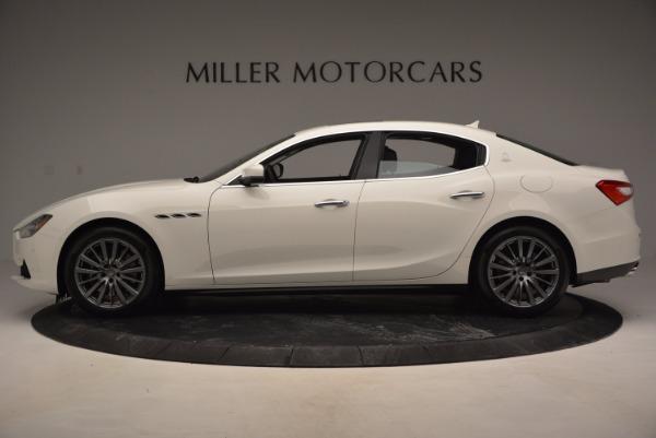 Used 2017 Maserati Ghibli S Q4 Ex-Loaner for sale Sold at Bugatti of Greenwich in Greenwich CT 06830 3
