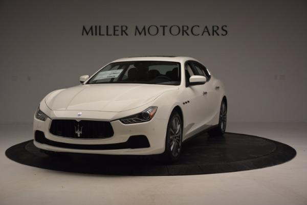 Used 2017 Maserati Ghibli S Q4 Ex-Loaner for sale Sold at Bugatti of Greenwich in Greenwich CT 06830 1