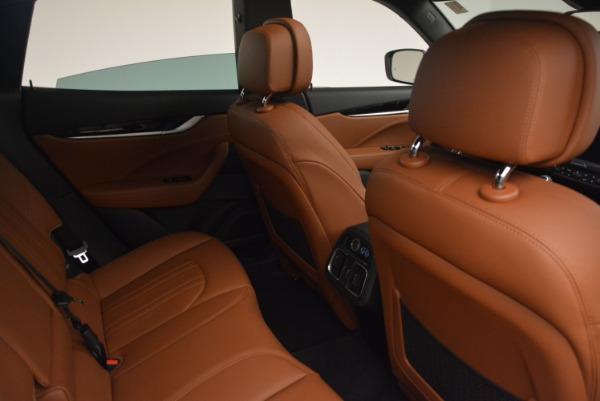 New 2017 Maserati Levante for sale Sold at Bugatti of Greenwich in Greenwich CT 06830 19