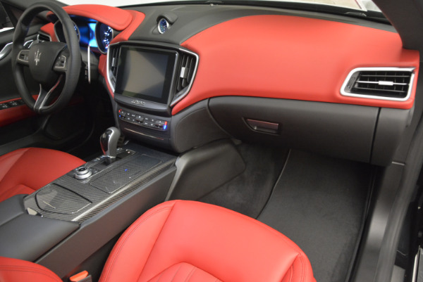 New 2017 Maserati Ghibli S Q4 for sale Sold at Bugatti of Greenwich in Greenwich CT 06830 24
