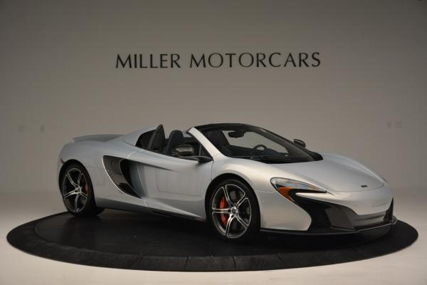 New 2016 McLaren 650S Spider for sale Sold at Bugatti of Greenwich in Greenwich CT 06830 10