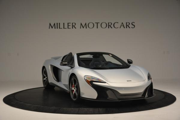 New 2016 McLaren 650S Spider for sale Sold at Bugatti of Greenwich in Greenwich CT 06830 11