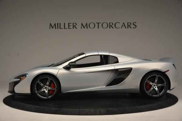 New 2016 McLaren 650S Spider for sale Sold at Bugatti of Greenwich in Greenwich CT 06830 14