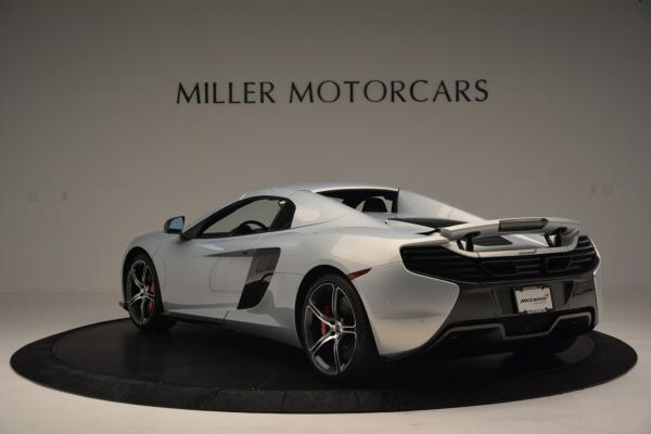 New 2016 McLaren 650S Spider for sale Sold at Bugatti of Greenwich in Greenwich CT 06830 15