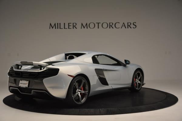 New 2016 McLaren 650S Spider for sale Sold at Bugatti of Greenwich in Greenwich CT 06830 17