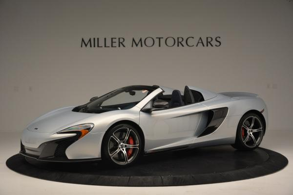 New 2016 McLaren 650S Spider for sale Sold at Bugatti of Greenwich in Greenwich CT 06830 2