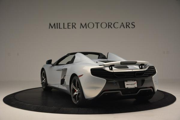 New 2016 McLaren 650S Spider for sale Sold at Bugatti of Greenwich in Greenwich CT 06830 5